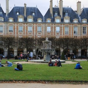 Париж глазами Парижанина