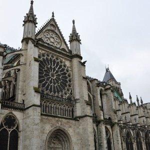 Королевская усыпальница Сен-Дени