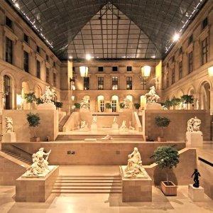 Второе посещение Лувра: прогулка по музею