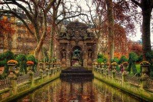 Секреты Люксембургского сада