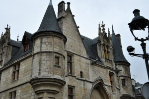 Квартал Маре (Marais). Париж XVII столетия