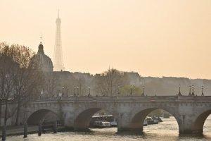 Обзорная пешая экскурсия по Парижу