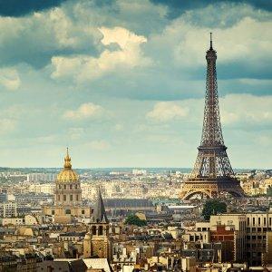 Ежедневная прогулка по Парижу