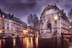 Латинский квартал: атмосфера левобережного Парижа