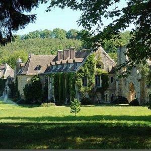 Долина Шеврёз или аутентичная Франция в пригороде Парижа