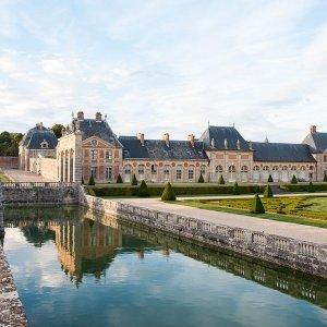 Путешествие в замок Во-ле-Виконт