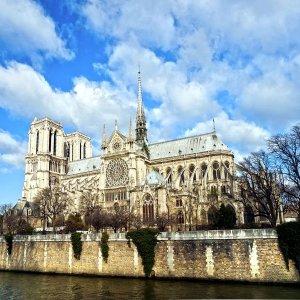 Нотр-Дам и всё самое главное в Париже