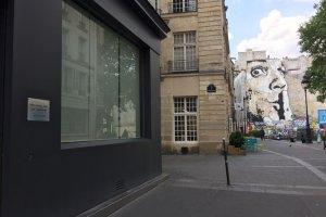 Квартал Маре и галереи современного искусства