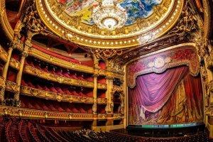 Великолепная Опера Гарнье