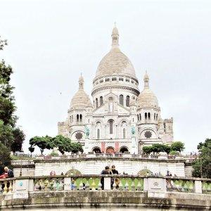 Прогулка по Монмартру с посещением базилики Сакре-Кёр