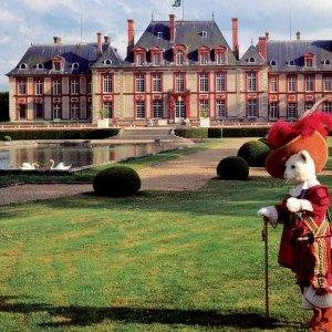 Замок настоящего маркиза или в гостях у кота в сапогах