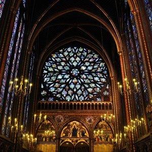 Старинные церкви Парижа