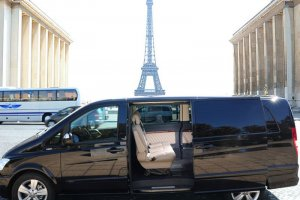 Трансфер «Аэропорт (Шарль-де-Голль, Орли) — Париж»