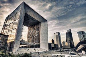 Ля Дефанс — музей современного искусства под открытым небом