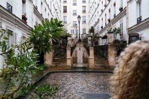 7 слов о Монмартре