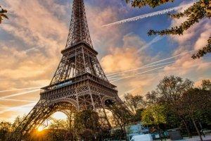 Приключение на Эйфелевой башне. Город с высоты для детей и взрослых