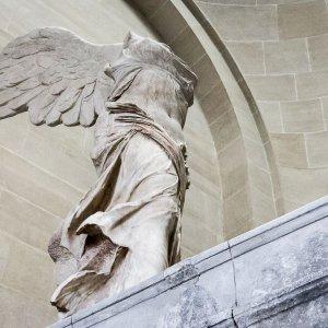 Три дамы Лувра и другие шедевры музея