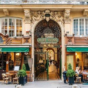 Пассажи Парижа