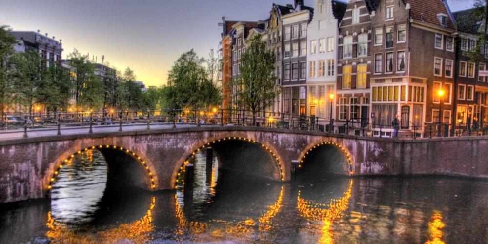 Как добраться из Амстердама в Париж