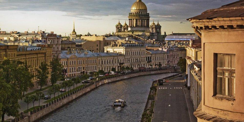 Как добраться из Санкт-Петербурга в Париж