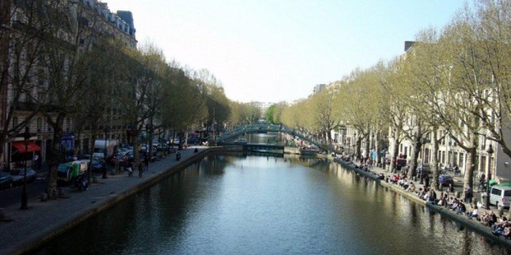 Канал Сен Мартен