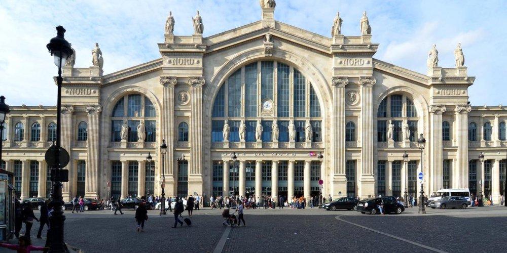 Железнодорожный вокзал Гар-дю-Нор