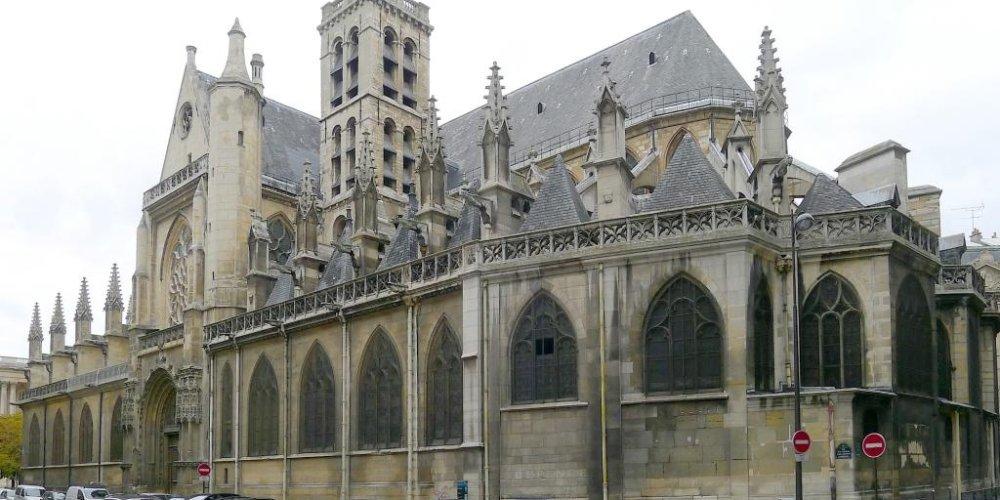 Церковь Сен-Жермен-л'Осеруа