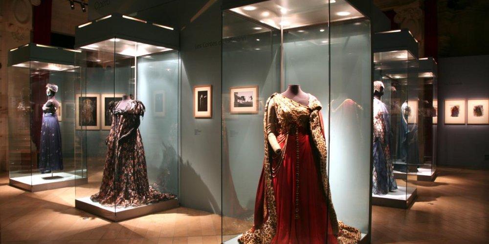 Библиотека-музей оперы Гарнье