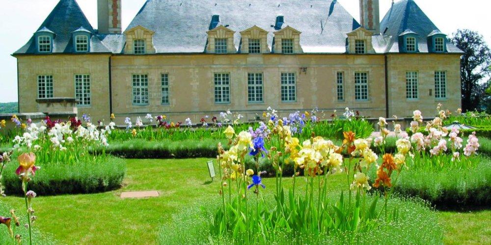 Замок Овер-сюр-Уаз