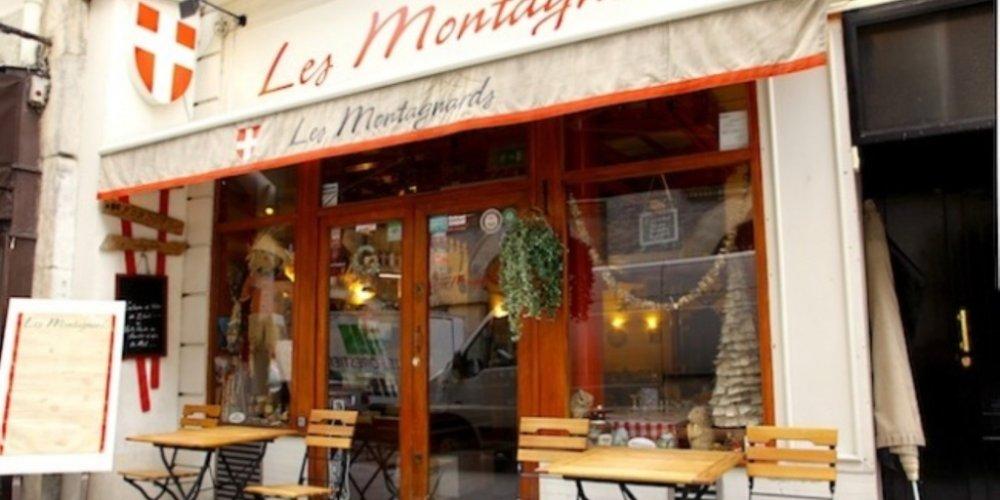 Ресторан Les Montagnards