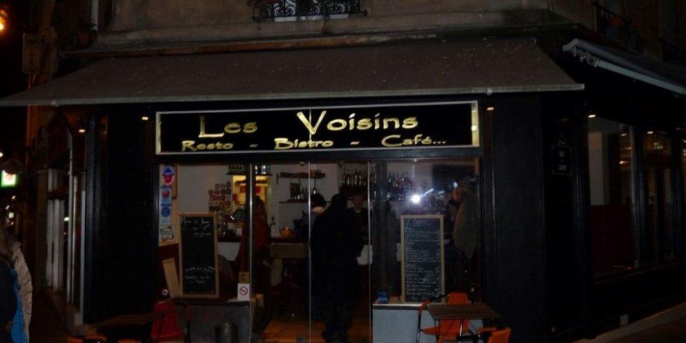 Ресторан Les Voisins