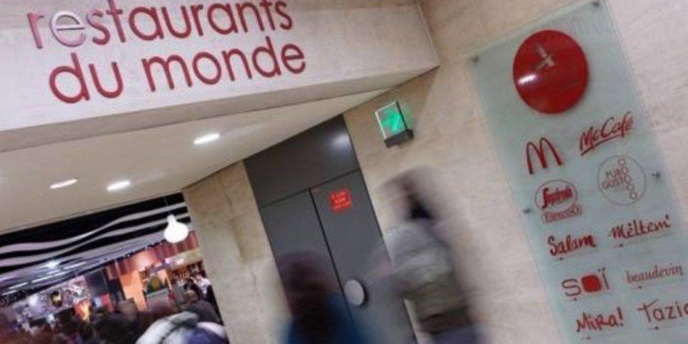 Ресторан  Restaurants du Monde