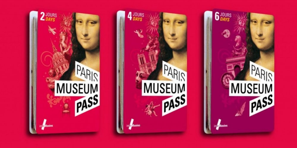 Карта Paris Museum Pass