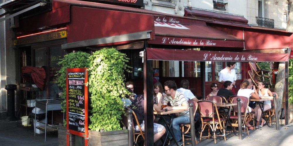 Ресторан Académie de la Bière