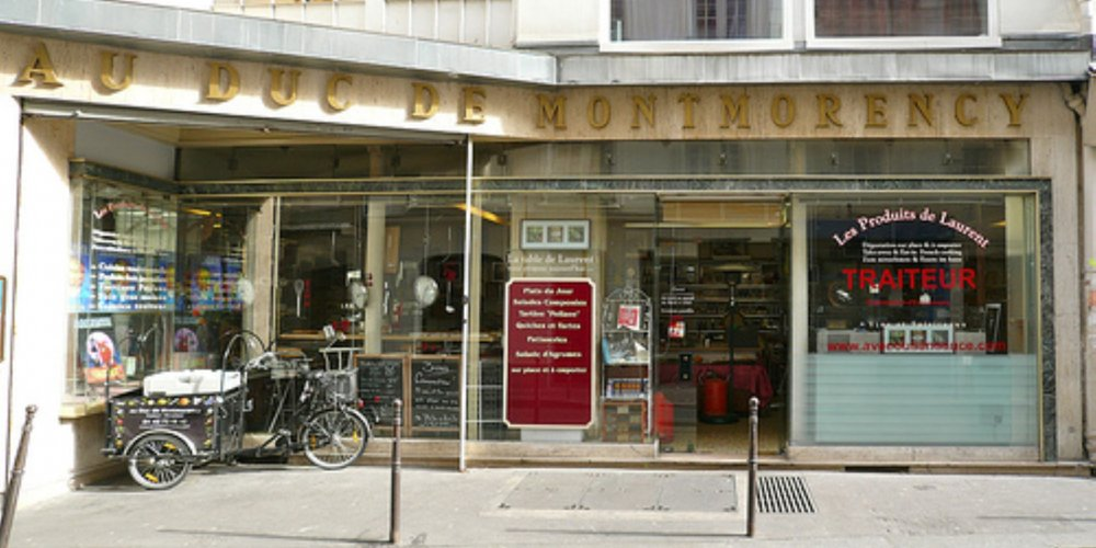 Ресторан Au Duc De Montmorency
