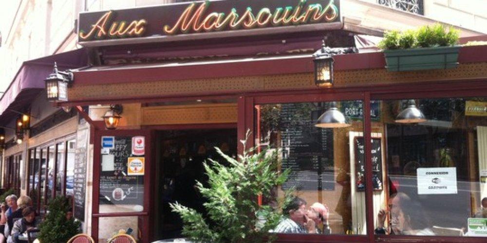 Ресторан Aux Marsouins