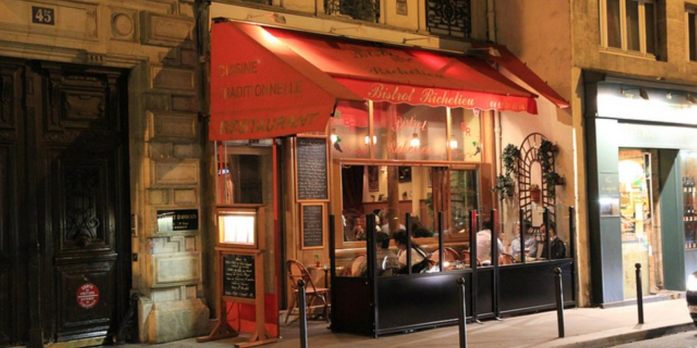 Ресторан Bistrot Richelieu