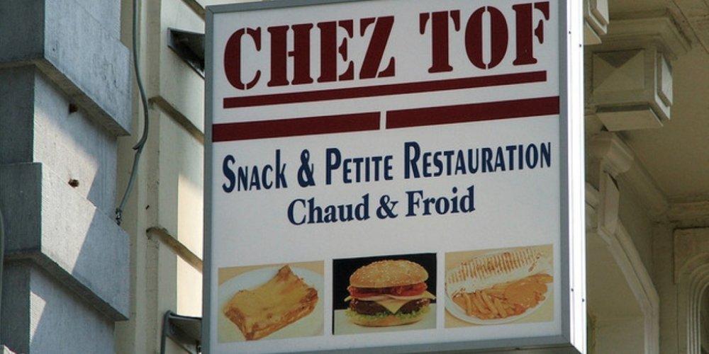 Ресторан Chez Tof