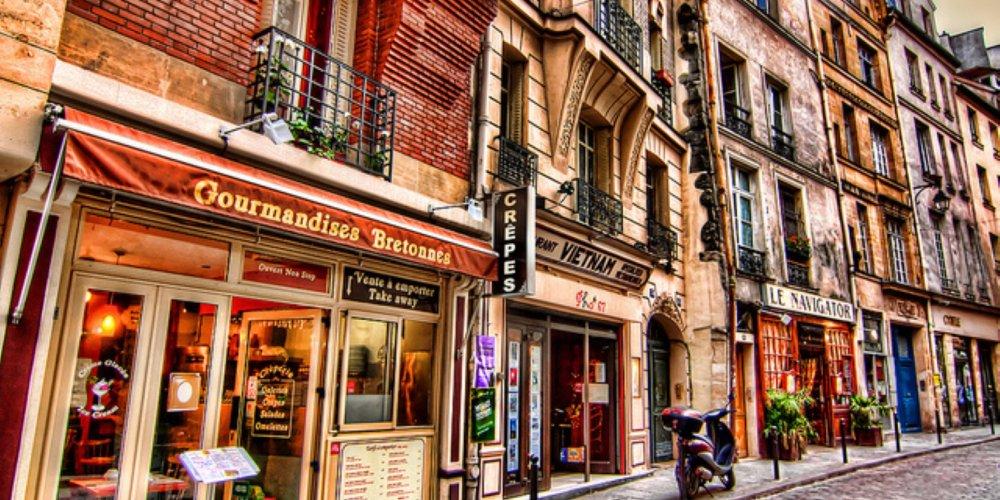 Ресторан Gourmandises Bretonnes