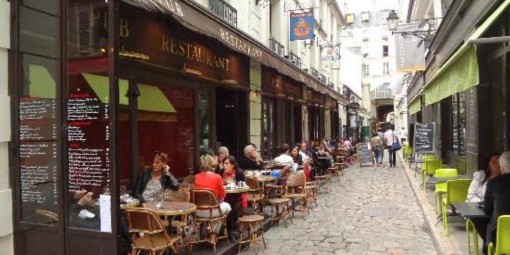 Ресторан La Fontaine de la Mouffe
