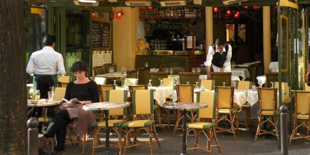 Ресторан La Petite Rotonde