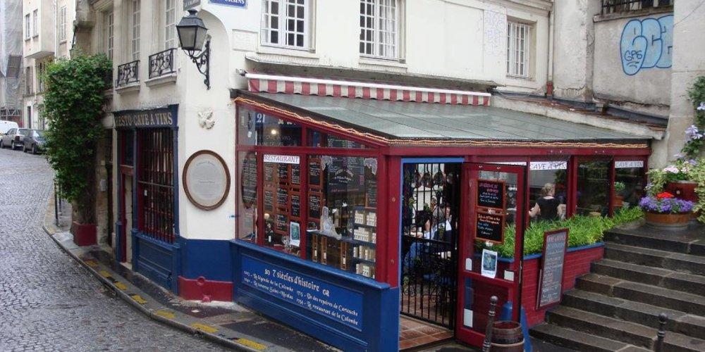 Ресторан La Réserve de Quasimodo