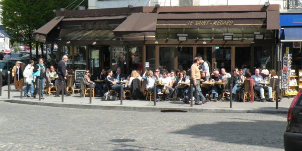 Ресторан Le Café Saint-Médard