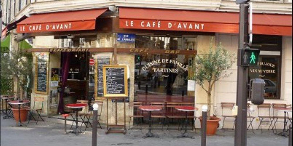 Ресторан Le Café d'Avant