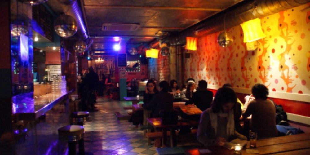 Ресторан Le Troisième Lieu
