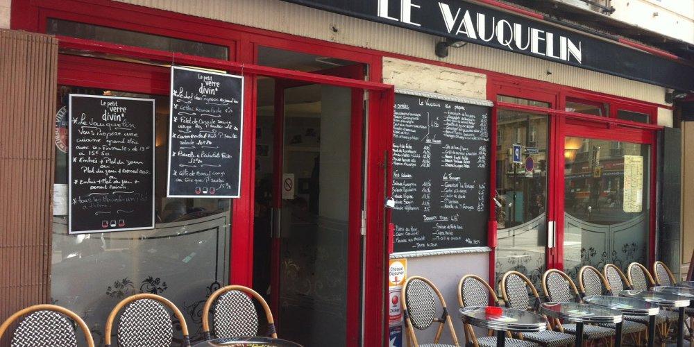 Ресторан Le Vauquelin