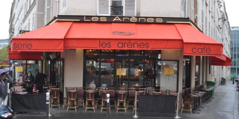 Ресторан Les Arènes