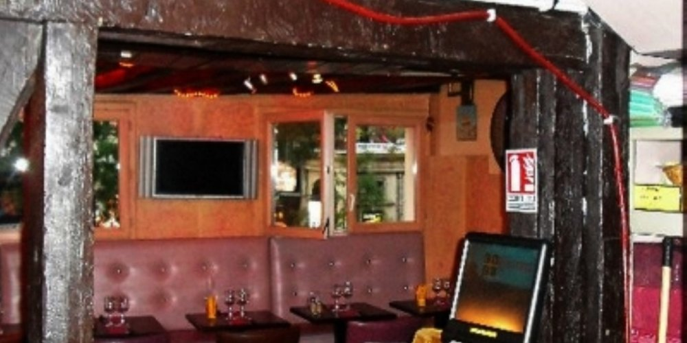 Ресторан Lounge Bar 37