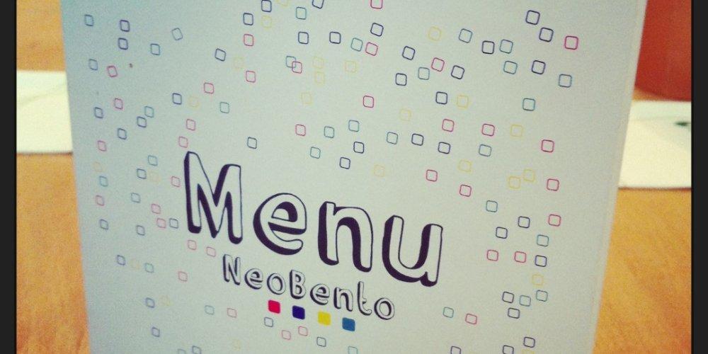 Ресторан Neobento