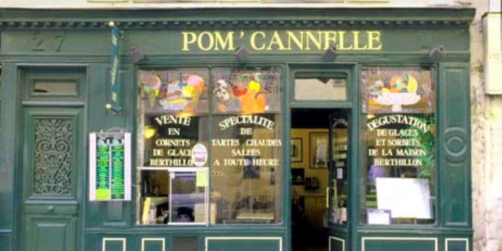 Ресторан Pom'canelle